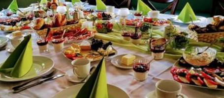 NEU – Herzlich Willkommen zum Frühstück – Tischlein deck dich !