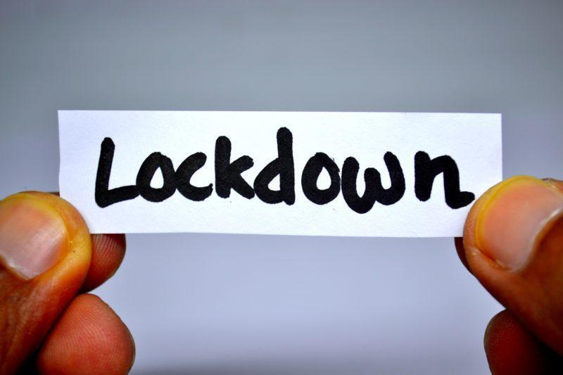 Geschlossen wegen Lockdown