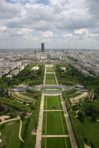 Champ de Marsor or field of Mars (in English)