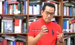Pakar Hukum Tata Negara Refly Harun Bela Danny Pomanto