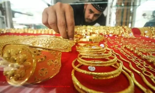 Tips Membeli Perhiasan Emas di Toko