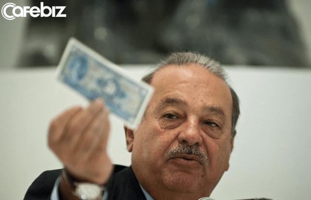 Bí kíp làm nên 60 tỷ USD từ 2 bàn tay trắng của Carlos Slim: Khủng hoảng là cơ hội tuyệt vời để đầu tư đấy! - Ảnh 2.