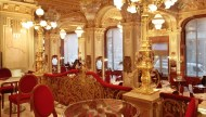 Cafe New York (Budapest, Hungary)