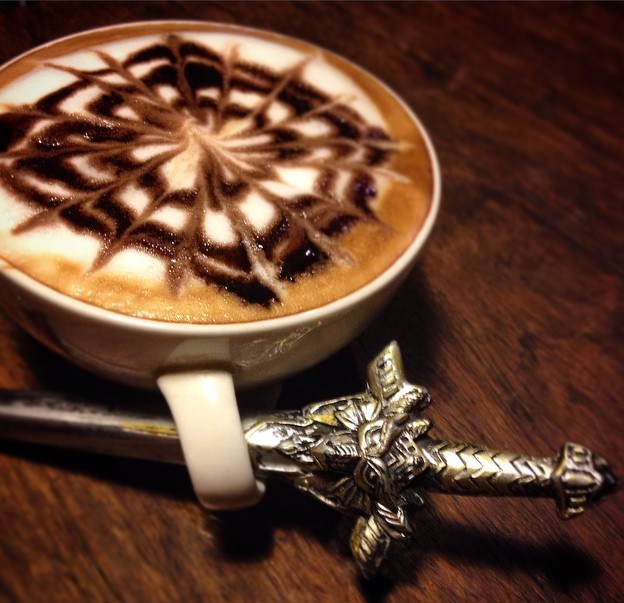 Mochas and Musketeers
