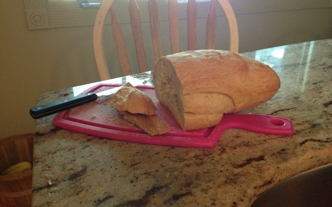 Give Us This Day Our Daily Bread: Another Post on Crappy Eating