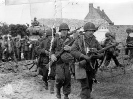 Utah beach, solders get shot at protecting my right to vote