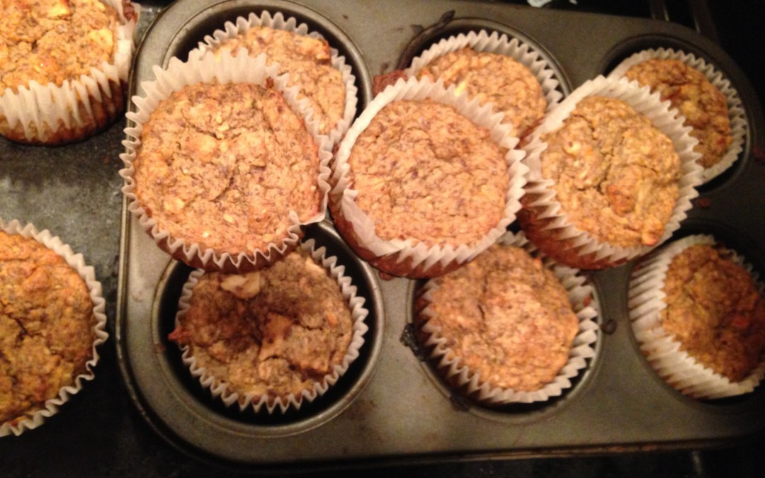 Leftover @#$# Muffins & Other Recycled Foods
