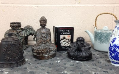 Two Happy Buddhas and a Dead Rainforest