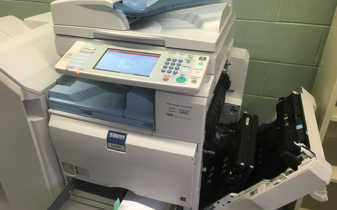 Death of a Copier: Turning Teachers into Cannibals