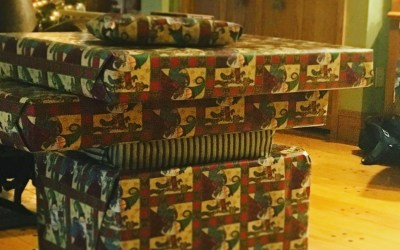 That's a Wrap!  Dealing with Wrapping and Christmas Greed