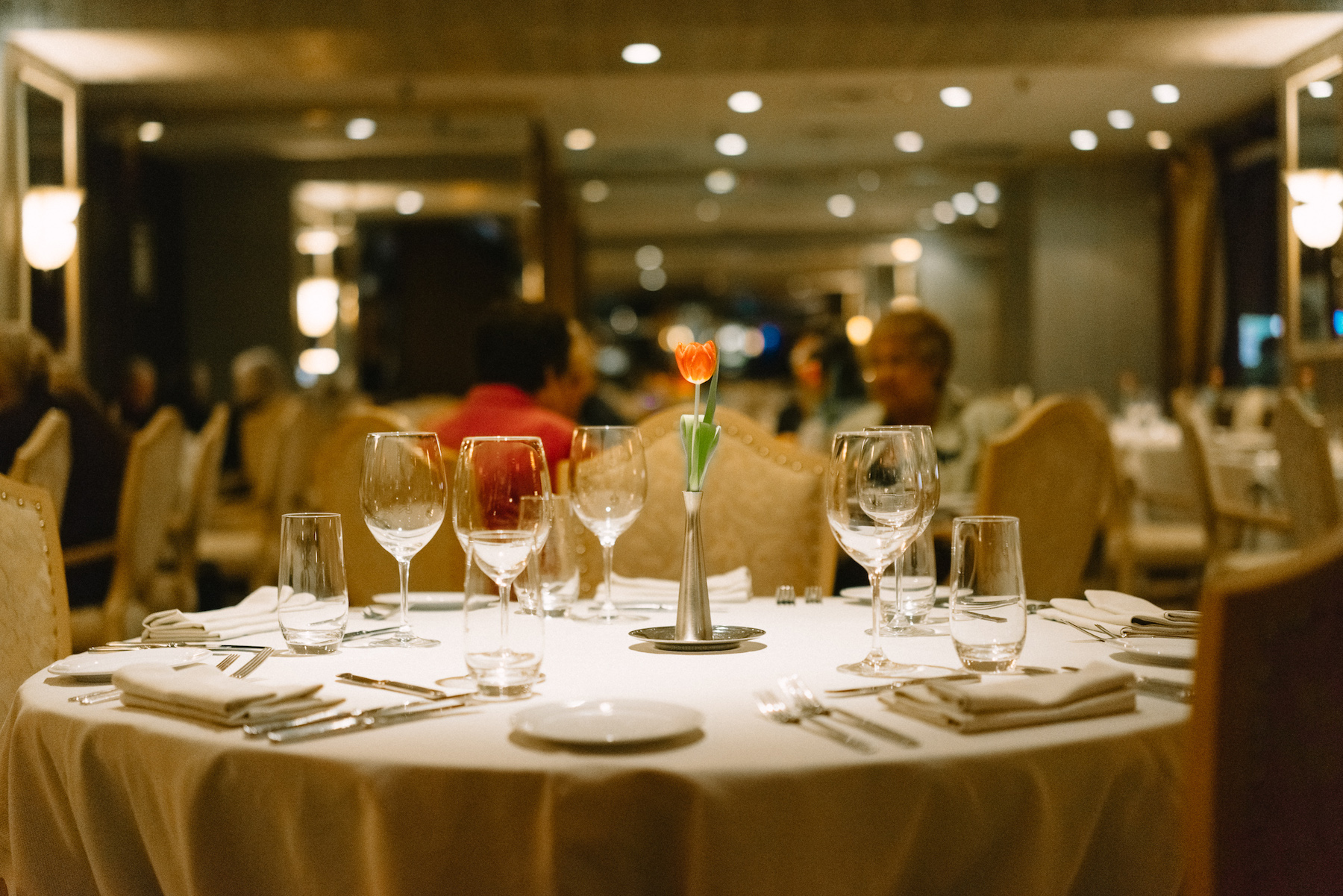 Cafe Central Reservations