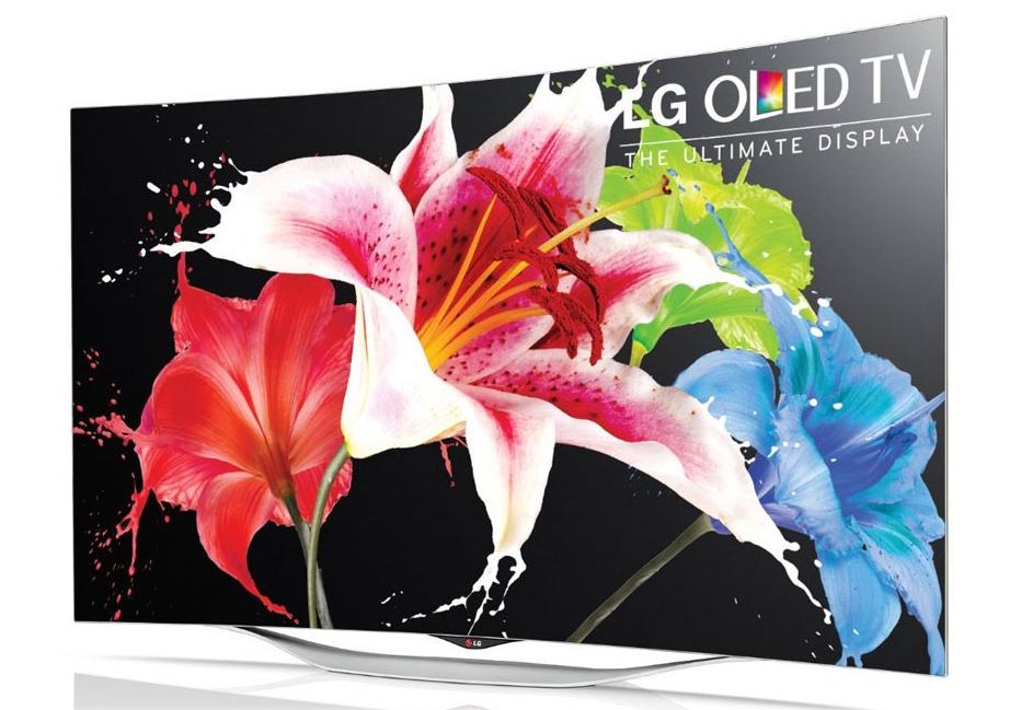 LG apresenta nova geração de TVs OLED