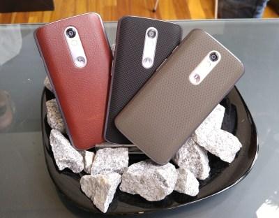 Moto X Force: um smartphone duro na queda e bonito