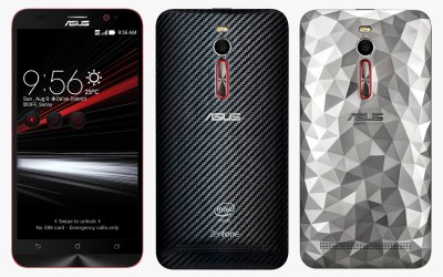 Zenfone 2 Deluxe special edition vem com 256 GB de armazenamento interno