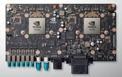 Nvidia ajuda fabricantes a desenvolver carros inteligentes