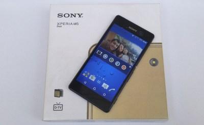 Sony Xperia M5 dual surpreende com vários recursos