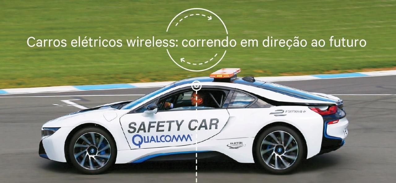 A evolução dos carros elétricos – infográfico