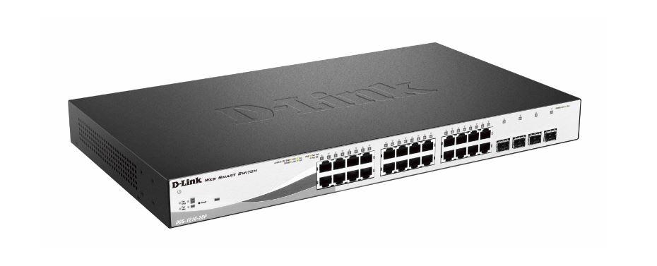 D-Link apresenta soluções de switches para pequenas e médias empresas