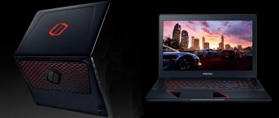 Samsung apresenta o notebook Odyssey, focado em jogos