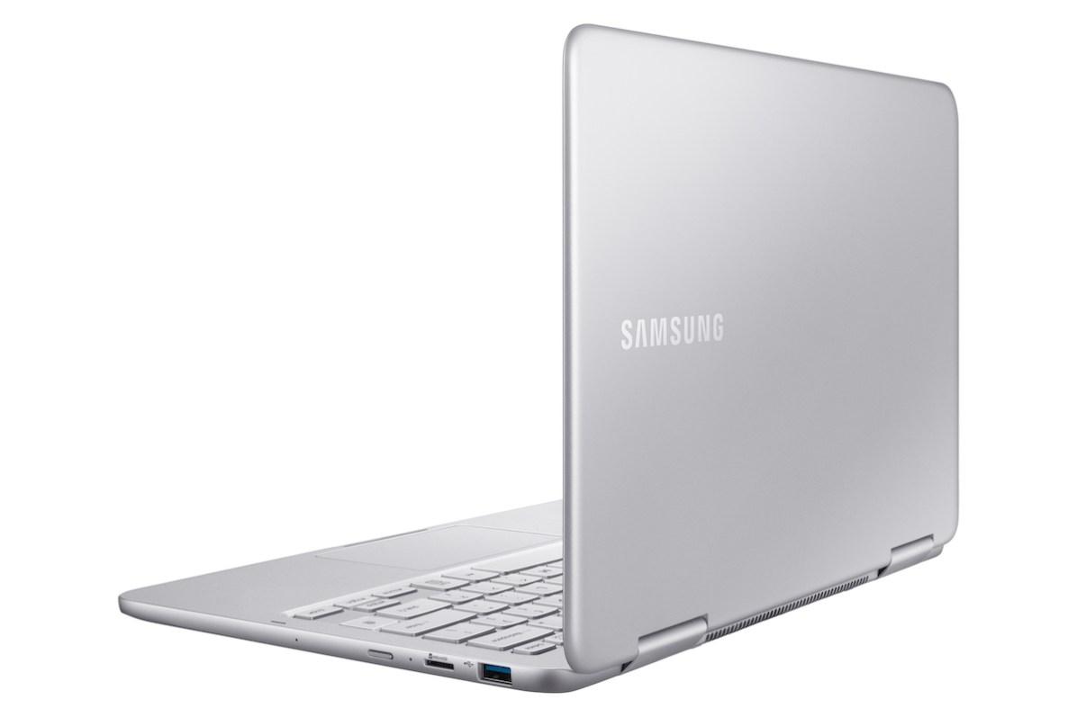 O Samsung S51 Pen está munido com processador Intel Core i7 de 8ª geração