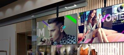Shopping JK Iguatemi vai usar displays profissionais da Samsung