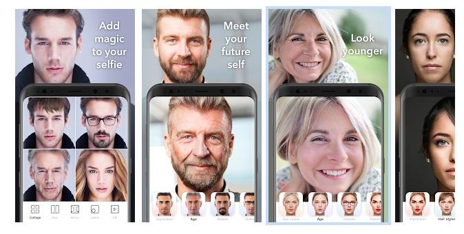 FaceApp captura dados dos usuários para publicidade
