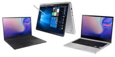 Samsung atualiza a família do notebook Style S51