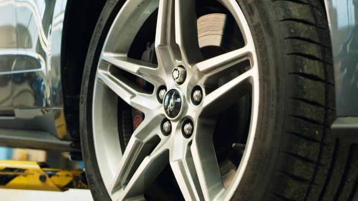 Ford usa tecnologia 3D para evitar furto de rodas