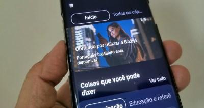 Samsung Bixby já é fluente em português