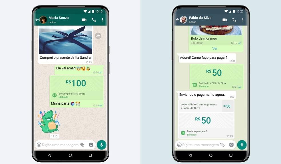 WhatsApp: função de pagamento pelo app foi suspensa pelo Banco Central