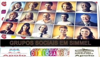 Grupos sociais Georg Simmel