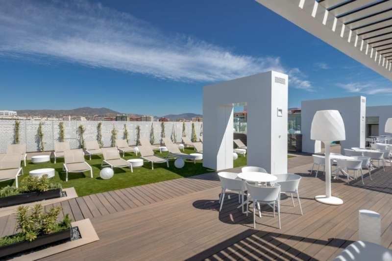 En Málaga el verano dura más