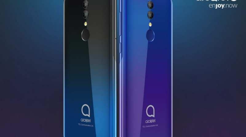 Alcatel 3, el smartphone camaleónico