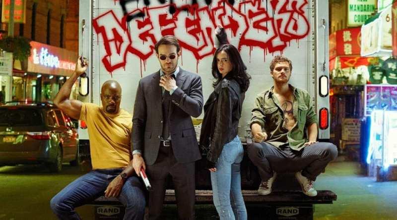 Netflix sorprende en la Comic-Con de San Diego con Marvel