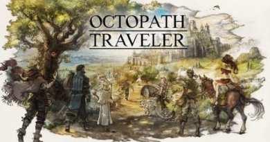 Emprende ocho viajes sin igual en OCTOPATH TRAVELER, disponible en exclusiva para Nintendo Switch