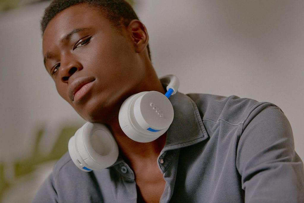 AURICULARES DE DOTTS - Dotts lanza los primeros auriculares fabricados con impresora 3D