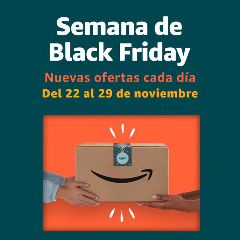 Amazon Black Friday 2019 2 - Amazon arranca hoy la semana de Black Friday: te traemos las mejores ofertas