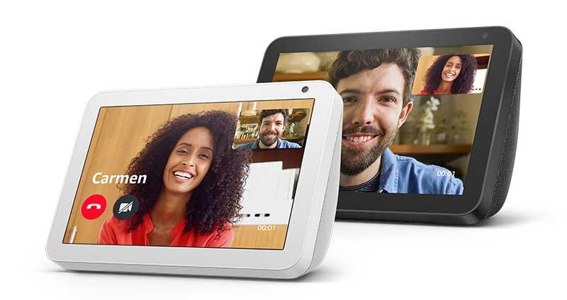 Amazon Echo Show 8 - Comienza a disfrutar del Amazon Prime Day... Un día antes