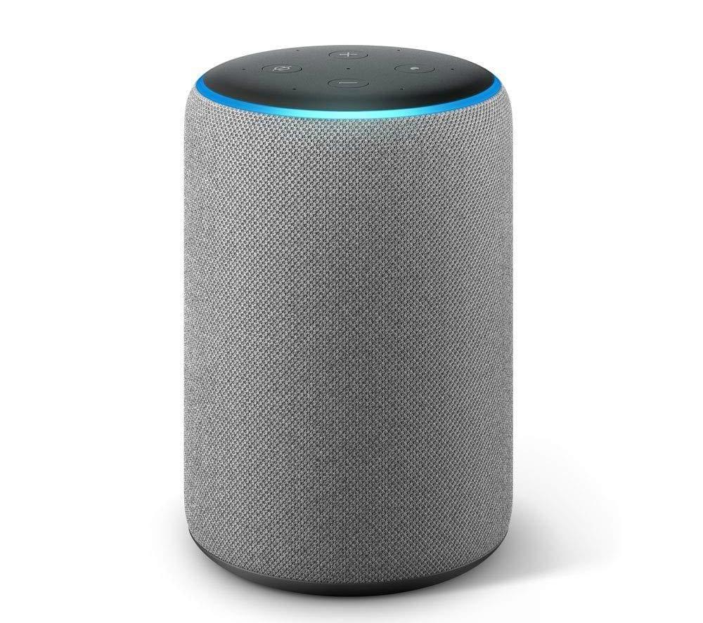 Amazon Echo Plus - Black Friday en Amazon: Echo, Kindle, Fire y Ring con descuentos