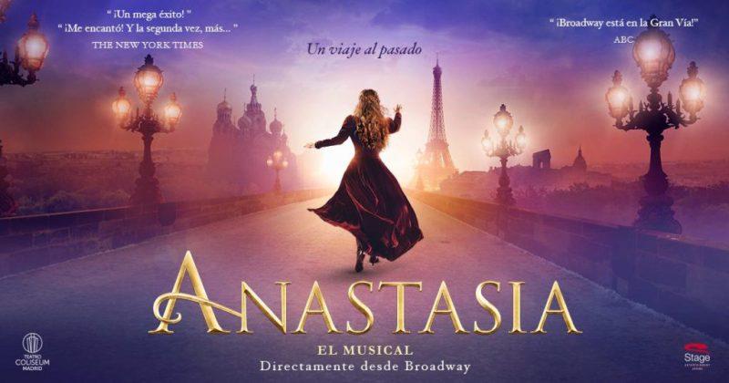 Anastasia 1 - Descuentos de hasta el 50% en entradas.com en el Black Friday