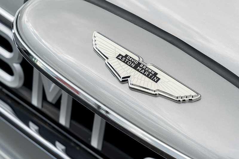 Aston Martin DB5 Goldfinger Continuation 26 - El Aston Martin DB5 Goldfinger vuelve después de 50 años