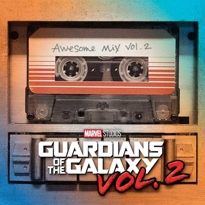 Cover 1024x1024 - Guardianes de la Galaxia Vol. 2 transforma las marquesinas de Madrid en walkman gigantes