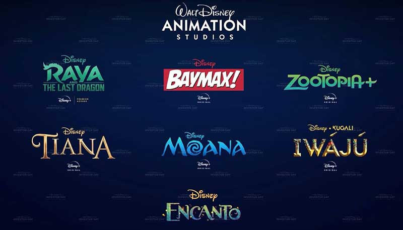 Disney Anuncios Disney Animation - Investor Day 2020: todo lo que se ha anunciado para Disney+