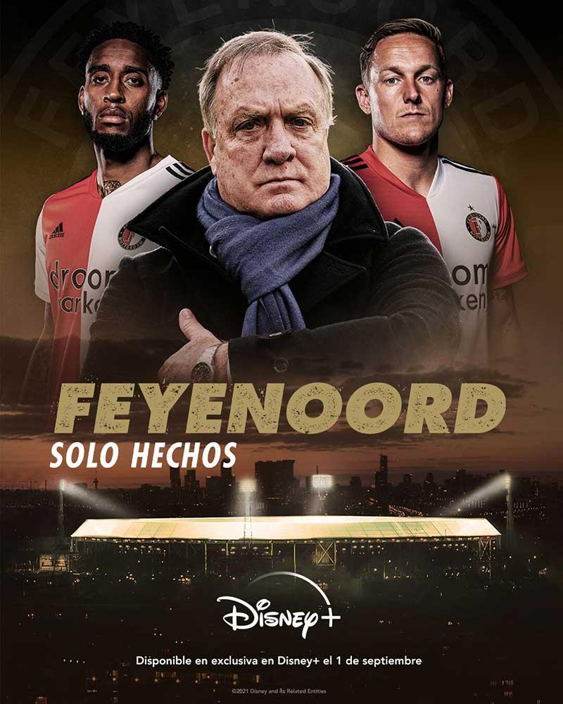 Disney Star Feyenoord - Lo que Disney+ nos trae en septiembre
