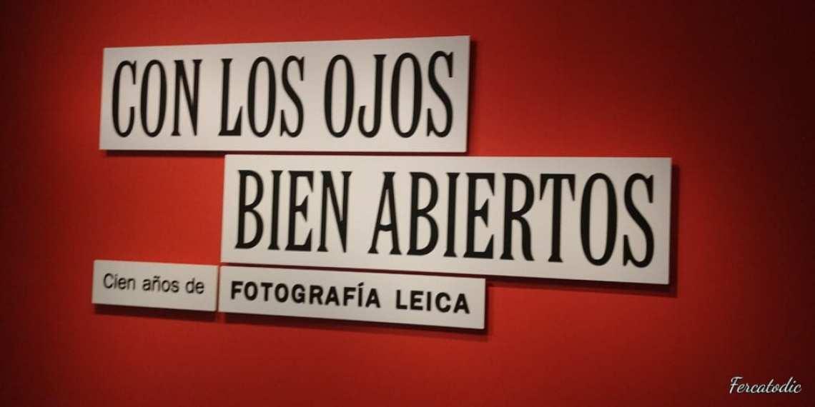 Fundación Telefónica presenta la exposición sobre Leica y sus 100 años de vida