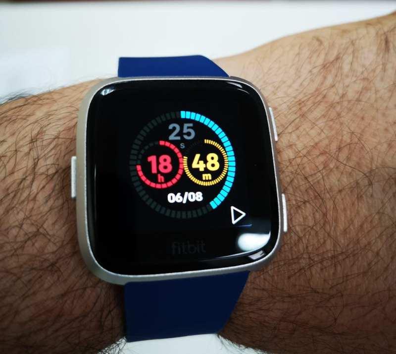 Fitbit Versa 8 1 - Hoy probamos: Fitbit Versa (Review)