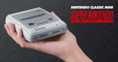 Confirmada la Nintendo Classic Mini: Super Nintendo Entertainment System
