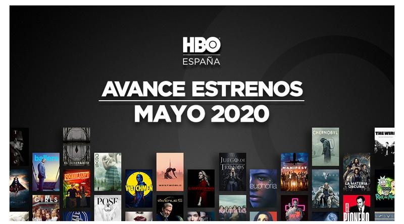 HBO en mayo