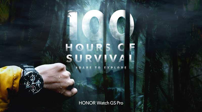 HONOR Watch GS Pro 3 - El smartwatch HONOR Watch GS Pro ya a la venta