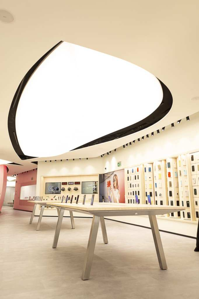 Huawei Press 004 - Visitamos #EspacioHuawei, la nueva (y enorme) tienda en Madrid